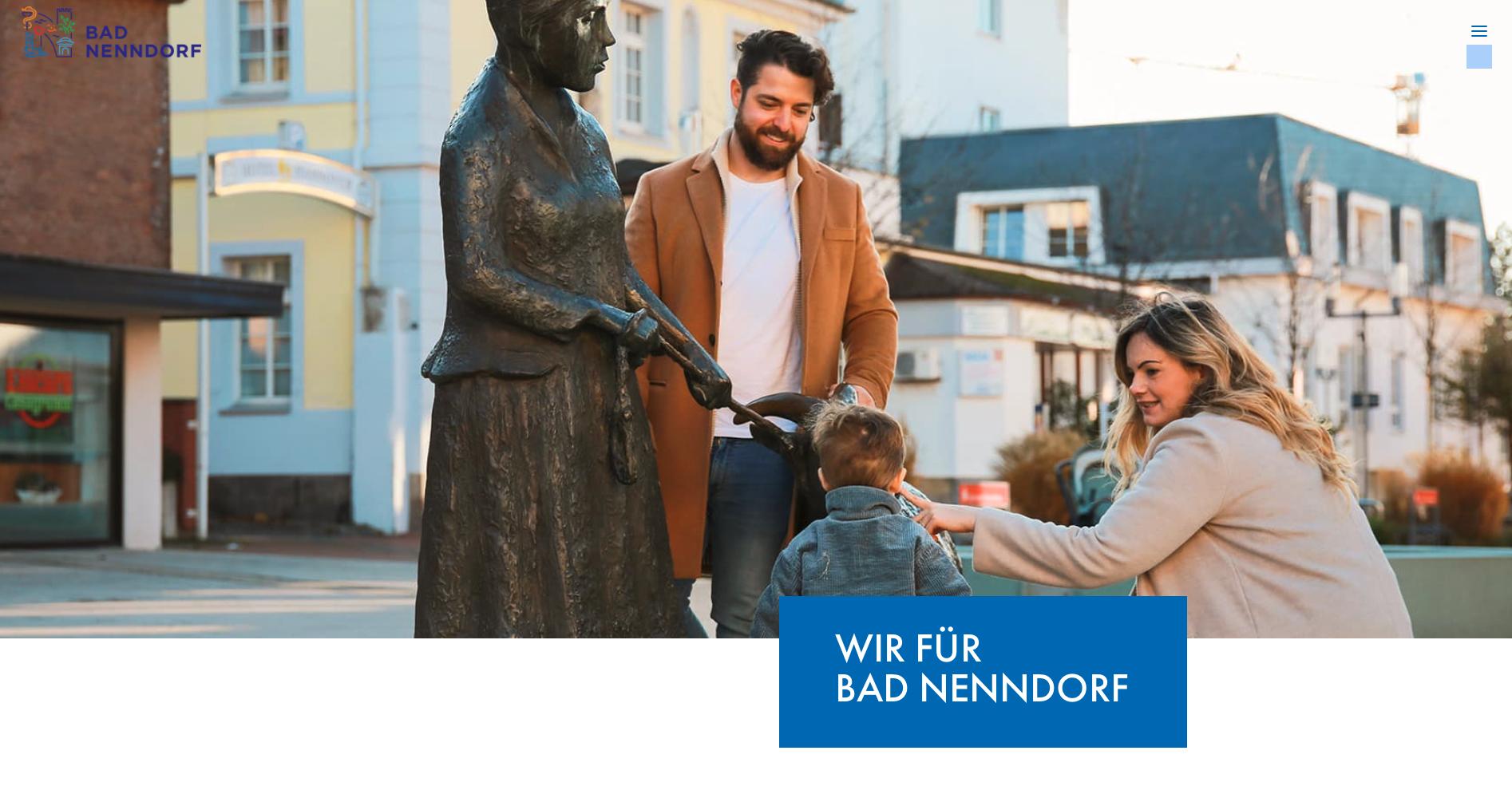 Neue Website Citymanagement Bad Nenndorf